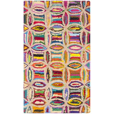 Harbin Hand Tufted Area Rug Rug Size: 2 x 3