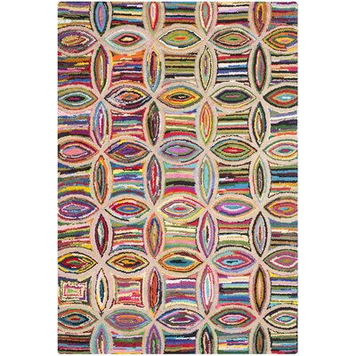 Harbin Hand Tufted Area Rug Rug Size: 6 x 9