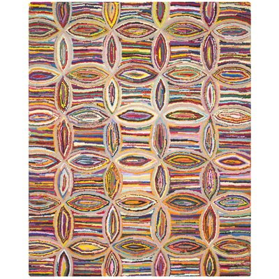 Harbin Hand Tufted Area Rug Rug Size: 8 x 10