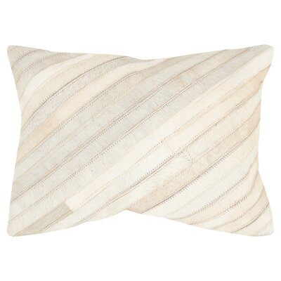 Cherilyn Suede Lumbar Pillow