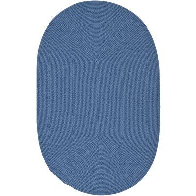 Winding Ink Area Rug Rug Size: Oval 26 x 310