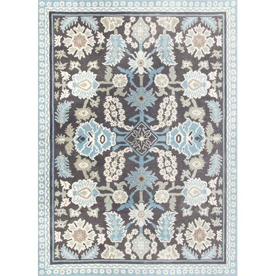 Conservatory RobinS Egg Area Rug Rug Size: Rectangle 9 x 12