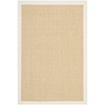 Countryside Wheat Area Rug Rug Size: 26 x 310