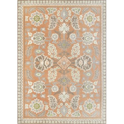 Conservatory Conch / Pink Area Rug Rug Size: Rectangle 9 x 12