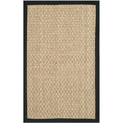 Countryside Ebony Area Rug Rug Size: Rectangle 26 x 310