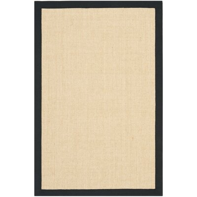 Countryside Ebony Area Rug Rug Size: Rectangle 5 x 8