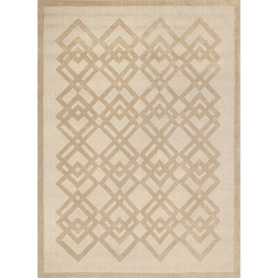 Viewpoint Carved Taupe / Grey Area Rug Rug Size: Rectangle 9 x 12