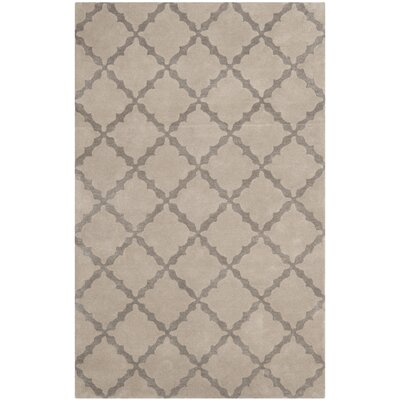 Screen Test Plaza Taupe Area Rug