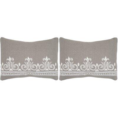 Savoy Linen Lumbar Pillow