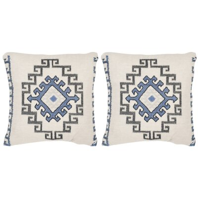 Open Sky Linen Throw Pillow