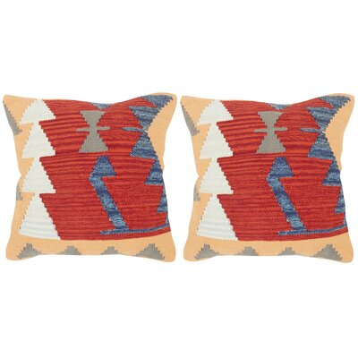 Santa Fe Cotton Throw Pillow