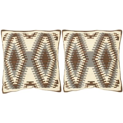Taos Cotton Throw Pillow