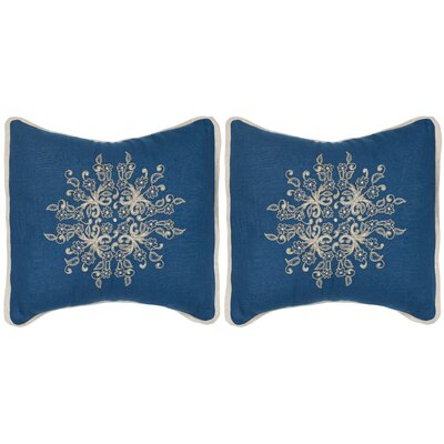 Castello Linen Throw Pillow