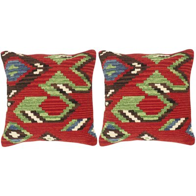 Canyon Cotton Throw Pillow