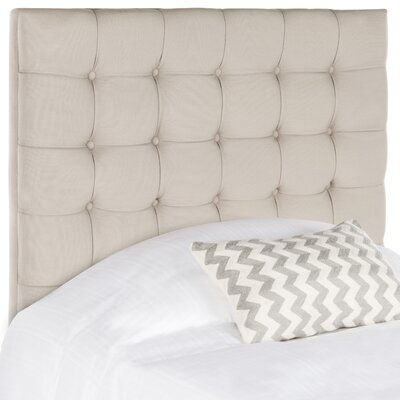 Lamar Upholstered Panel Headboard