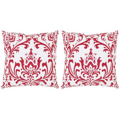 Belos Cotton Decorative Cotton Throw Pillow Size: 22