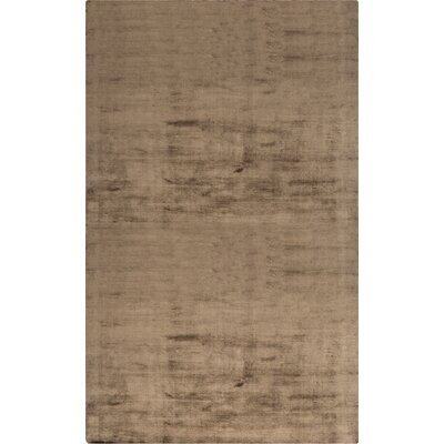 Mirage Brown Area Rug Rug Size: 8 x 10