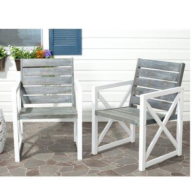 Kaylee Acacia Arm Chair