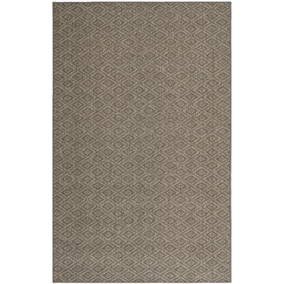 Diamond Natural Area Rug Rug Size: 8 x 11