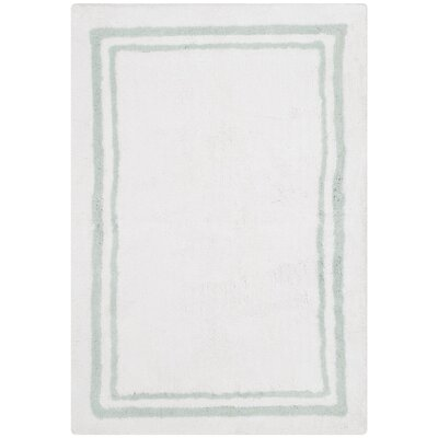 Plush Master Spa Bath Area Rug