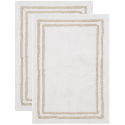 Plush Master Tan Bath Area Rug