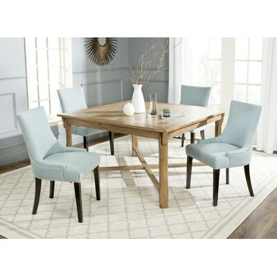 Bleeker Dining Table Color: Oak