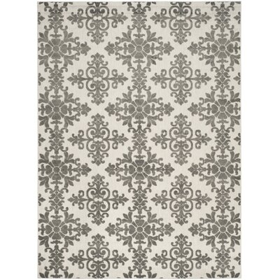Clarence Traditional Indoor/Outdoor Area Rug Rug Size: Rectangle 8 x 112