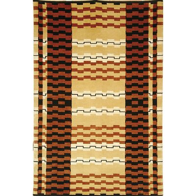 La Carta Pile Area Rug Rug Size: Rectangle 76 x 96