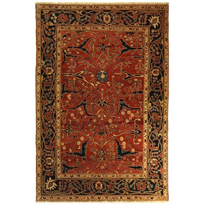 Turkistan TRK103A Oriental Rug Rug Size: 9 x 12 Rectangle