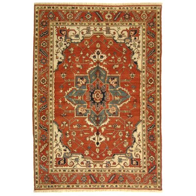 Turkistan TRK122A Oriental Rug Rug Size: 9 x 12 Rectangle