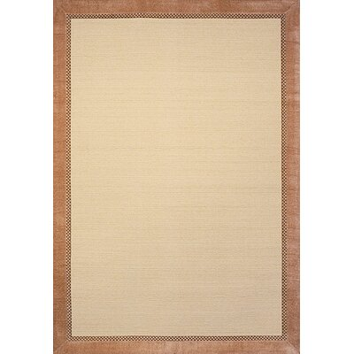Hamilton Sand/Khaki Herringbone Rug Rug Size: Rectangle 3 x 5