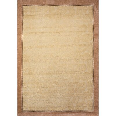 Hamilton Leaves HN857S Assorted Contemporary Rug Rug Size: 3 x 5 Rectangle
