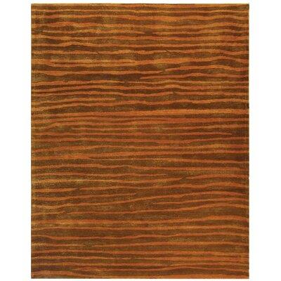 Soho Brown/Rust Area Rug