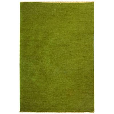 Sumak Olive Rug Rug Size: Rectangle 4 x 6