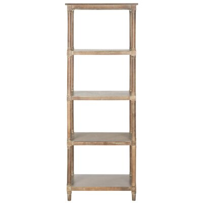 Odessa Sheft Bookcase Finish: Washed Natural Pine Product Photo 40