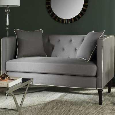 Donelson Tufted Chesterfield Settee