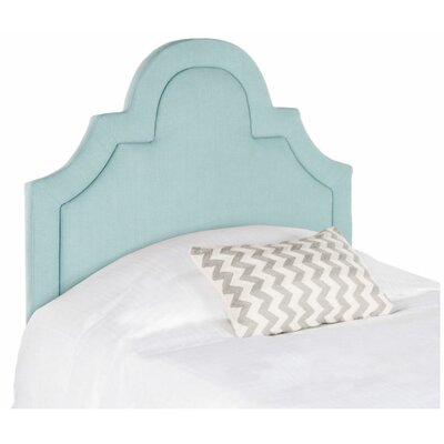 Kerstin Upholstered Panel Headboard Size: Twin