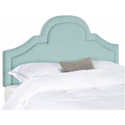 Kerstin Upholstered Panel Headboard Size: King