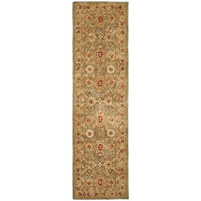 Pritchard Traditional Area Rug Rug Size: Runner 23 x 8