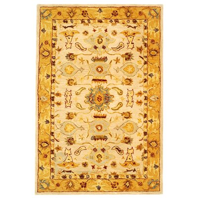 Anatolia Area Rug Rug Size: Rectangle 96 x 136