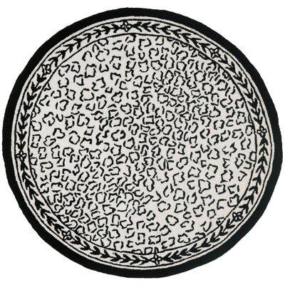 Chelsea Leopard Print Rug Rug Size: 1'8