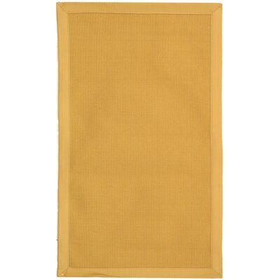 Sierra Honey Area Rug Rug Size: 26 x 42