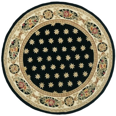 Naples Assorted Area Rug Rug Size: Round 6