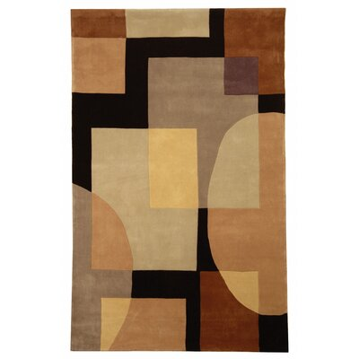 Rodeo Drive Olive/Black Area Rug
