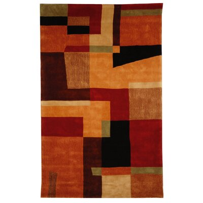 Rodeo Drive Assorted Area Rug Rug Size: 3'6