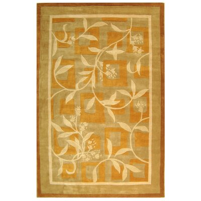 Rodeo Drive Hand-Tufted Assorted Area Rug Rug Size: 7'6