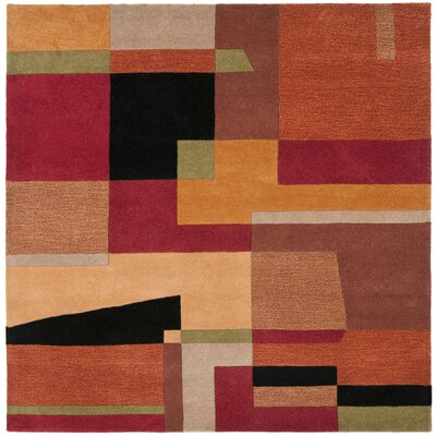 Rodeo Drive Assorted Area Rug Rug Size: Square 6