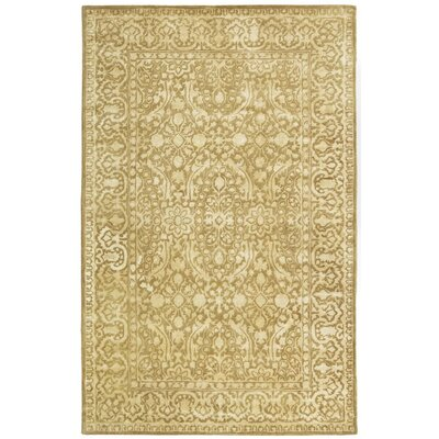 Silk Road Ivory Area Rug Rug Size: Rectangle 96 x 136