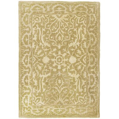 Silk Road Ivory Area Rug