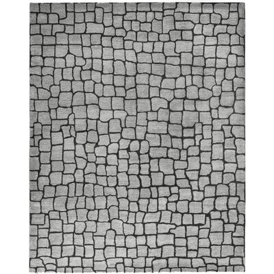 Safavieh Soho Hand-Tufted Silver/Gray Area Rug